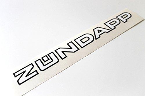 Zndapp-Schriftzug-Logo-Aufkleber-Sticker-Mofa-Mokick-Moped-27
