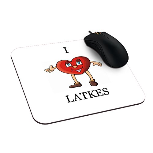 ohdeer-snacks-jewish-picture-mouse-pad-laptop-mouse-pad