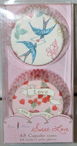 Sweet Love Cupcake Cases - 1