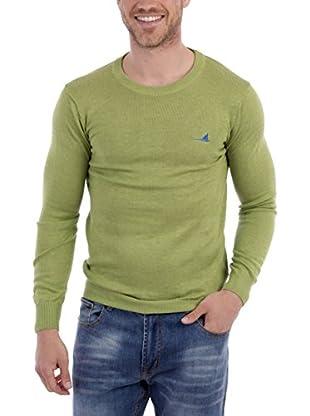 BLUE COAST YACHTING Jersey (Verde)