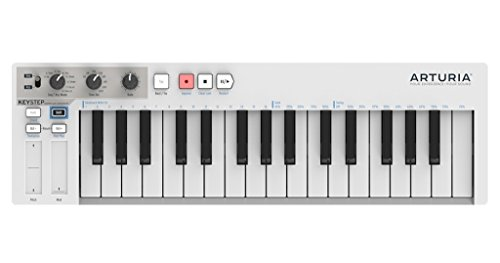 ARTURIA MIDIコントローラー KEYSTEP