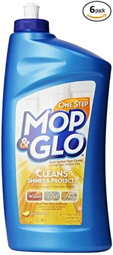Mop & Glo - Multi-Surface Floor Cleaner 32 Ounce.(Pack of 6) (Mop And Glo Floor Shine compare prices)