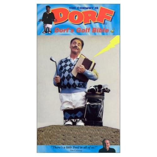 Amazon.com: Dorf's Golf Bible [VHS]: Sam Snead, Tim Conway