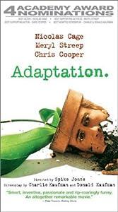 Adaptation [VHS]