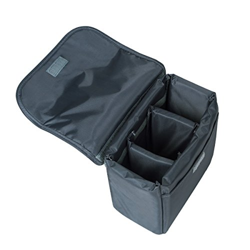 Camera-Insert-Dslr-Insert-Camera-Case-9-7-4-Protective-Bag-Cover-Waterproof-Shockproof-Travel-for-Sony-Canon-Nikon-Olympus-Pentax-and-etc