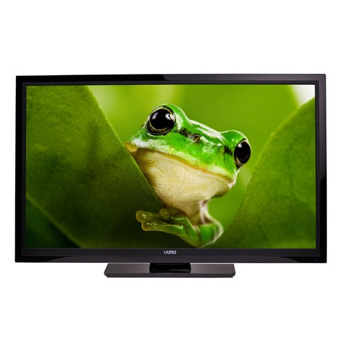 VIZIO E240AR 24-Inch 60Hz LED LCD Class Edge Lit Razor HDTV (Black)