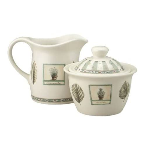 Amazon.com: Pfaltzgraff Naturewood Sugar Bowl (Single Piece Only for