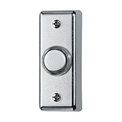 NuTone Wired Lighted Door Chime Push Button