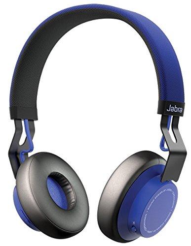 【日本正規代理店品】 Jabra Bluetooth4.0 オーバーヘッド型ワイヤレスステレオヘッドセット MOVE Wirelessシリーズ ブルー MOVEWIRELESS-BL