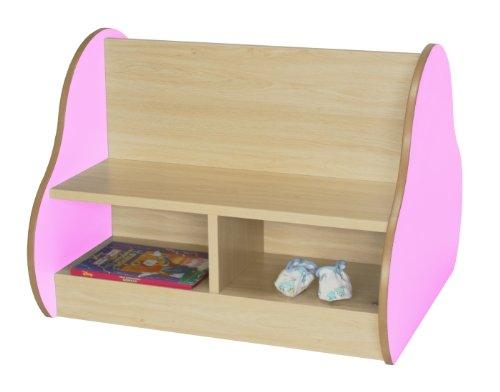 Bücherbank Kidz Pro doppelseitig, klein, verschiedene Farben buche günstig kaufen