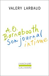 A O.Barnabooth: Son Journal Intime
