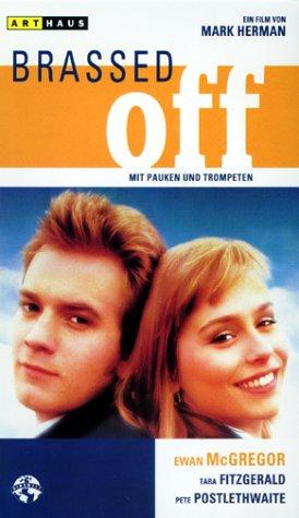 Brassed Off - Mit Pauken und Trompeten [VHS]