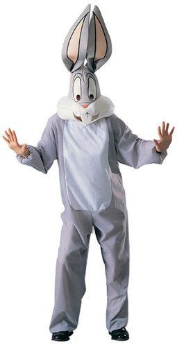 Bugs Bunny Costume - Adult Std.