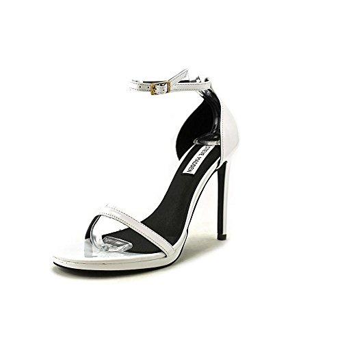 Steve Madden Gea Donna US 8.5 Bianco Sandalo