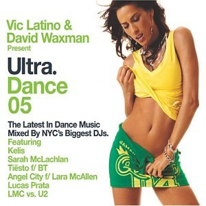 Angel City Feat. Lara McAllen - Ultra.Dance 05 (Disc 1: Radio Hits)