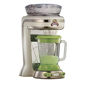 Click for our review of the Margaritaville DM1000 Frozen Concotion Maker!