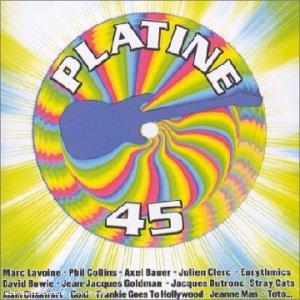 VA - Platine 45 (2002)