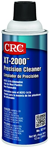 Crc Xt-2000 Liquid Precision Cleaner, 12 Oz Aerosol Can, Clear