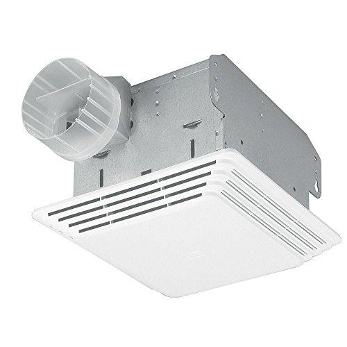 Broan 684 Ceiling Mount Ventilation Fan, 80 CFM 2.5-Sones