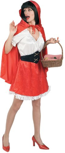 Red Riding Hood Costume for Women