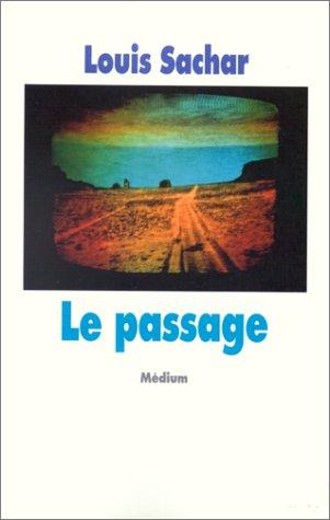 Le passage de Louis Sachar couverture édition médium livres de mon enfance