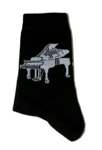 Musik-Socken-Flgel-Schnes-Geschenk-fr-Musiker