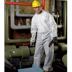 SMS Sunlite Ultra Disposable Coveralls - Blue - T3101-3WH