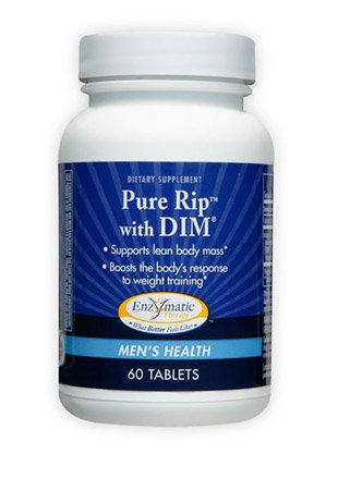 Pure Rip With Dim Enzymatic Therapy Inc. 60 Tabs