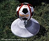 "Kwik Kik Speedball Platform - w/o ball - any ball will fit - ""A Punching Bag for Your Feet"" Soccer Training Equipment"