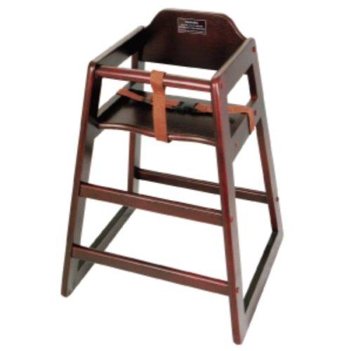 High-Chair-CHH-103-Mahogany-Wood-Knocked-Down-Winco