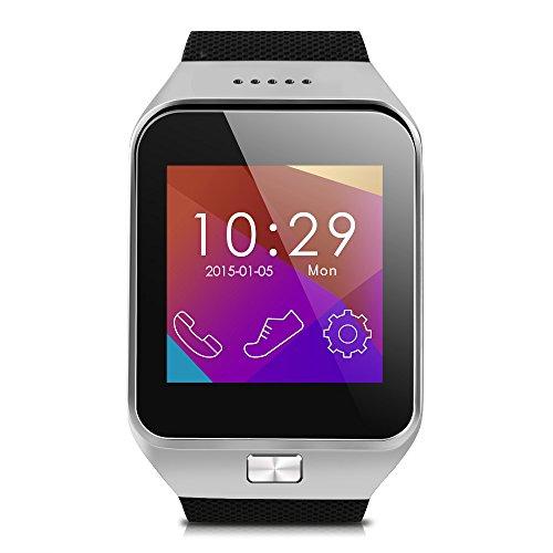 MEMTEQ® Smart Watch Bluetooth Reloj Wireless Pulsera 1,56