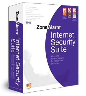 ZoneAlarm Internet Security Suite 6 Upgrade 10 user