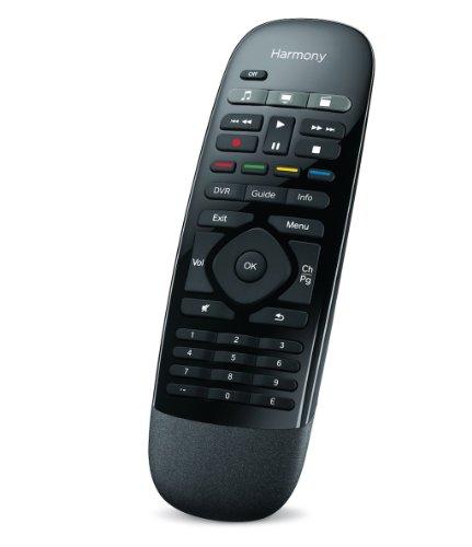 Logitech 915-000194 – Logitech Harmony Smart Remote Control with Smartphone App – Black (Certified Refurbished)