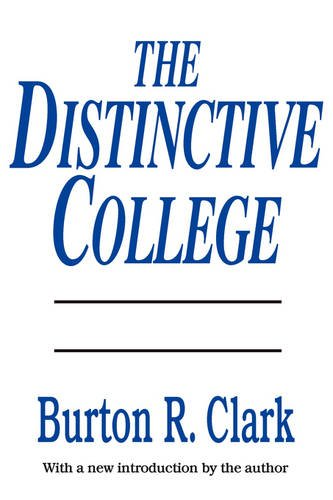 The Distinctive College: Antioch, Reed and Swathmore