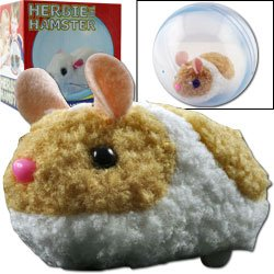 Herbie the Hamster - Electronic Pet - Brown. Product Category: Toys & Games > Toys