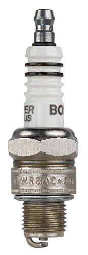 Bosch (7902) WR8AC+ Super Plus Spark Plug, (Pack of 1) (Bosch R10 Spark Plug compare prices)