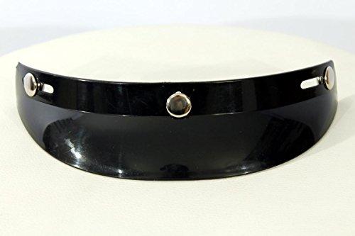 Motorcycle helmet Half shell helmet TC-55 White L ABS, Polycarbon Polystyrene