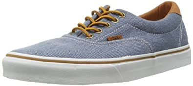 Buy Vans Unisex Era 59 (Washed Twill) Skate Shoe by Mens Sizes