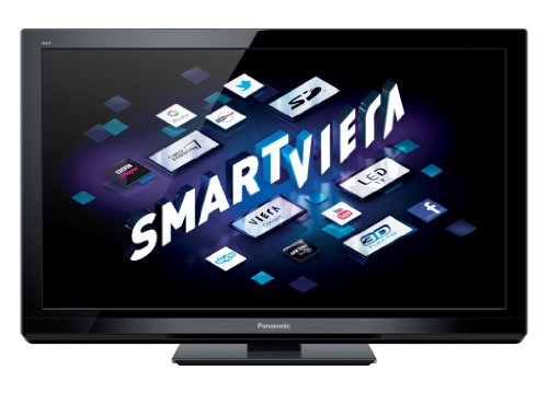 Panasonic Smart VIERA TX-P42G30B 42-inch HD Ready 600Hz Internet-Ready Plasma TV with Freeview HD Tuner