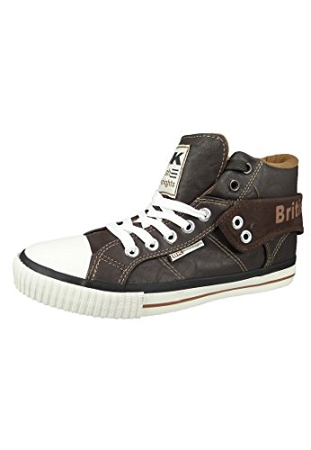 British Knights BK Sneaker ROCO B34-3736 Braun Dark Brown Cognac