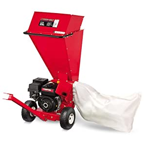 Troy-Bilt CS 4265 208cc OHV Gas Powered Chipper/Shredder (Discontinued by Manufacturer)