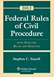 img - for Federal Rules of Civil Procedure: With Selected Rules and Statutes 2012 book / textbook / text book