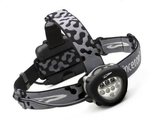Princeton Tec Corona 8 Led Headlamp (Black)