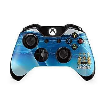 Manchester City FC Xbox One Controller Skin: Amazon.co.uk ... Xbox One Skins Amazon