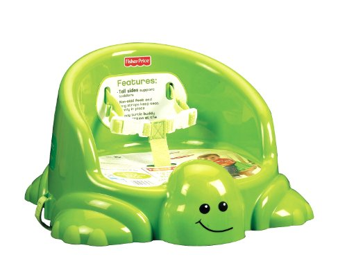 Fisher-Price Table Time Turtle Booster (Discontinued by Manufacturer) - 1