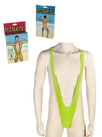 Maillot de bain Mankini - Slip de Borat - Maillot string de borat