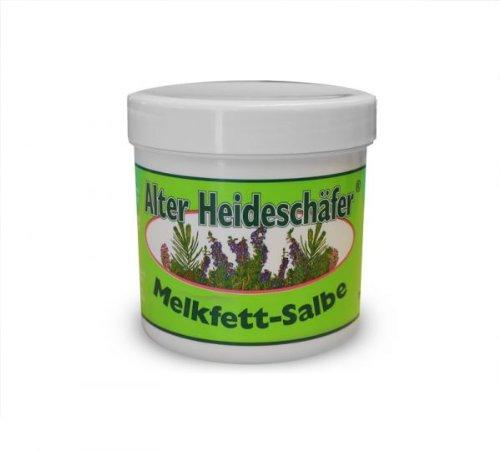Melkfett-Salbe Alter Heideschäfer Dose 250 ml
