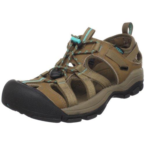 Keen Womens OWYHEE Outdoor Sandals Beige Beige (CLCR) Size: 4.5 (37.5 EU)