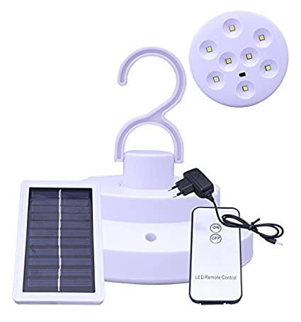 Lime-Light-Remote-Controled-Solar-Rechargable-8-SMD-LED-Lamp
