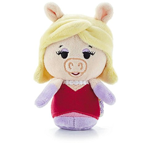 hallmark disney itty bittys the muppets miss piggy plush new with tag